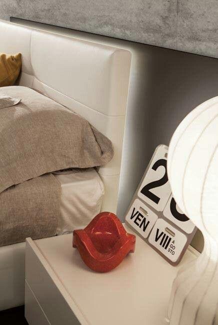 #bed #nightable #bedroom #furniture #luxury #design #interiordesign #madeinitaly