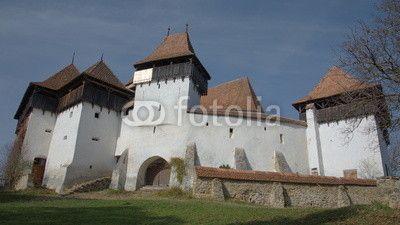 Fortified Church of Viscri, Transylvania