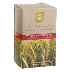 Edinburgh Whisky Flavoured Tea