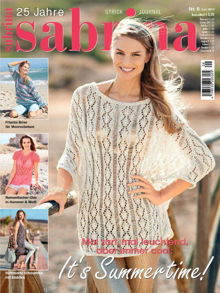 Sabrina №6 2013 - 轻描淡写 - 轻描淡写