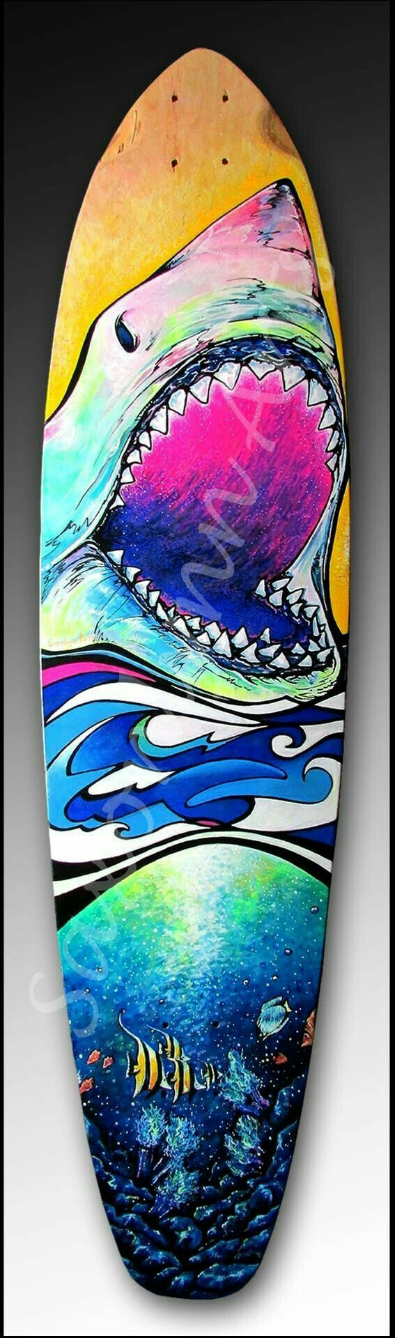 best 25 shark painting ideas on pinterest whale painting