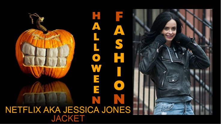 Netflix Aka Jessica Jones Jacket for sale at discounted price.Hurry up! Grab this special masterpiece.. #Netflix #JessicaJones #Aka #ComicCon #Costumes #Cosplay #Halloween #ComicCon2015 #Celebrity #NYCC #MensWear #HalloweenCostumes #Outfit #LeatherJacket #Jacket