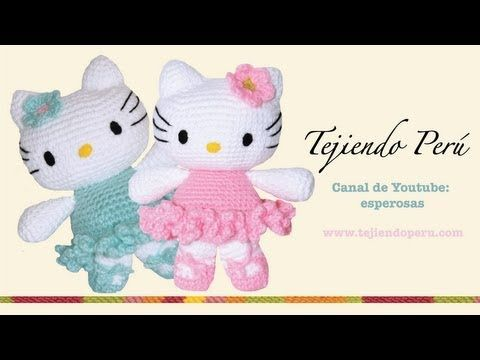 How to Crochet * Hello Lucy, Hello Lomo * Part #1 * Amigurumi - YouTube