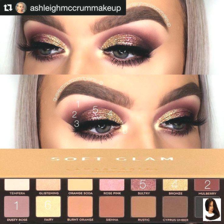 Eyeshadow Tutorials On Instagram Mua Ashleighmccrummakeup