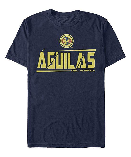 Navy Club America 'Aguilas' Tee - Men's Regular