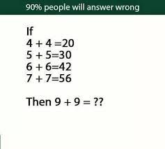 Try this.... #puzzle