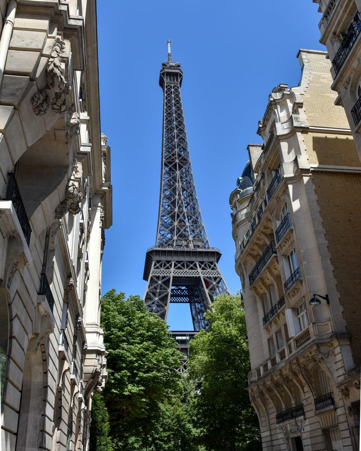 #EiffelTower #Paris #France Like us to start each day with ...