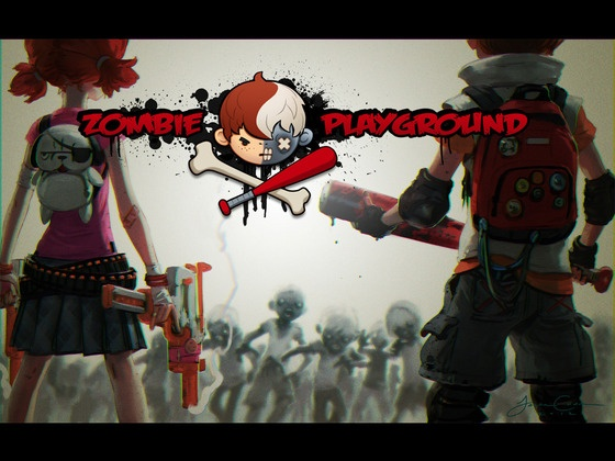 Zombie Playground (#zpg) - 3D Action, Online Battle RPG by Massive Black Inc — Donate on kickstarter to support this game development!!