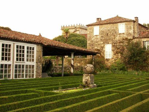 Pazo de Oca #galicia #riasbaixas