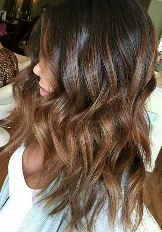 Chocolate Balayage