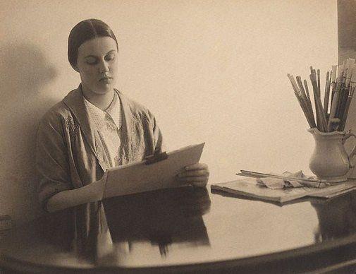 Nora Heysen by Harold Cazneaux, 1939