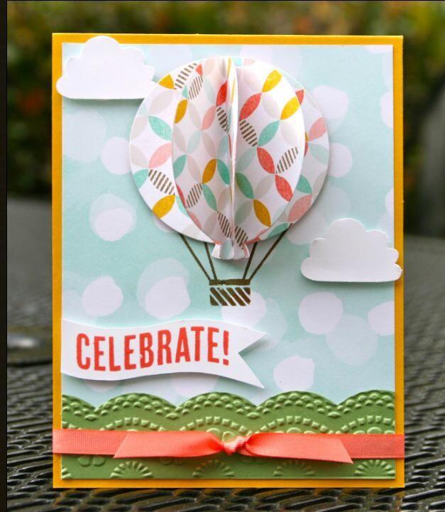 13 best Paper Pumpkin's Birthday Cards images on Pinterest ...