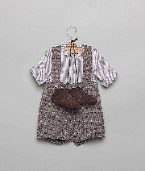 tweed coveralls