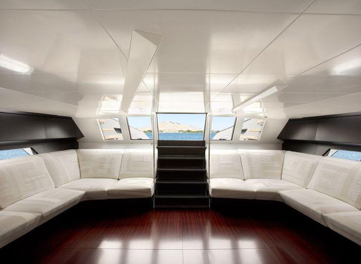 Wally Esense Sailing Yacht Interieur