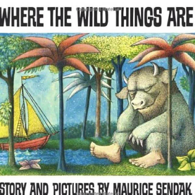 One of my favorite children's books!: Childhood Books, Wild Things, Comic Books, Favorite Children, Books Lovers, Favorite Books, Great Books, Children Books, Families Favorite