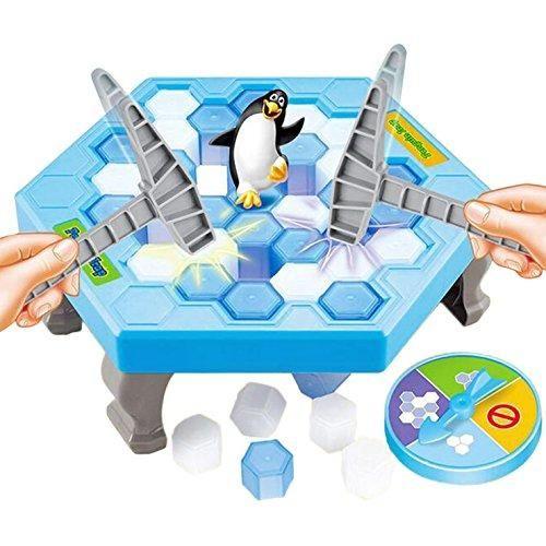 Oferta: 15.99€ Dto: -20%. Comprar Ofertas de TurnRaise Grifo el Cubo de Hielo, Ahorre el Pingüino, Juegos de Tabla, Juego de la Familia, Juego de los Niños barato. ¡Mira las ofertas!