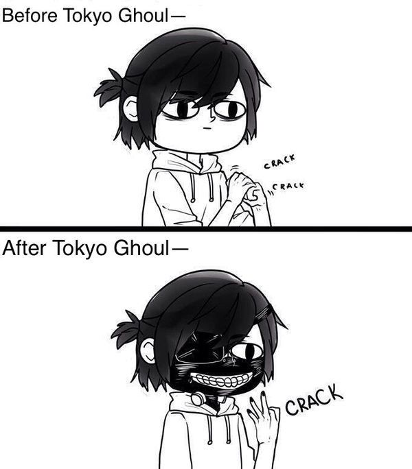 fans - tokyo ghoul foto