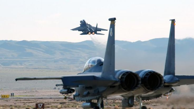 F15 Aircrafts