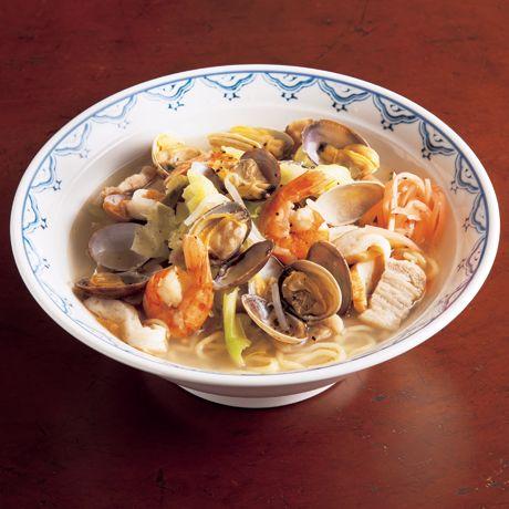ちゃんぽん | コウケンテツさんのそばの料理レシピ | プロの簡単料理レシピはレタスクラブニュース