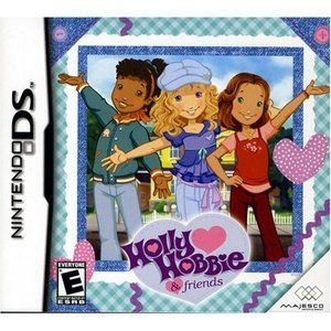 Holly Hobbie & Friends - DS Game