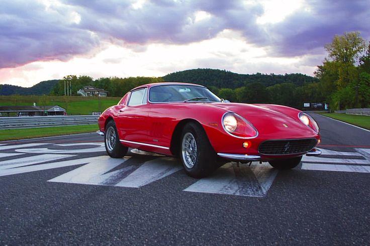 Racing School Legend Skip Barber and His Stunning Ferrari 275 GTB