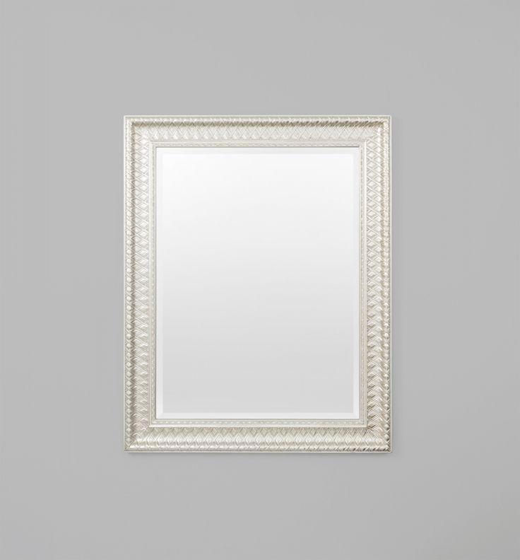 Warranbrooke - Woven: Silver 120x150cm