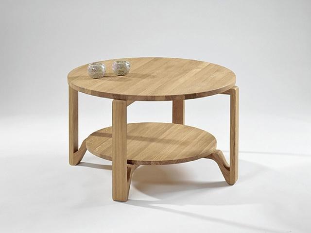 ESLÖV Soffbord 80 Ek i gruppen Inomhus / Bord / Soffbord hos Furniturebox (100-18-23149)