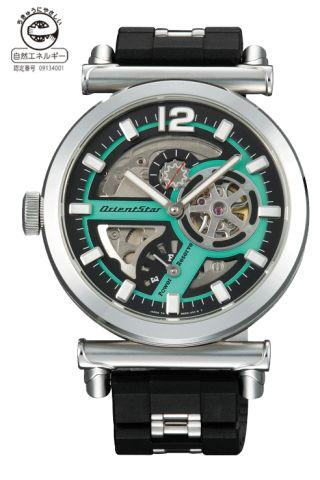 WZ0081DK|Orient Star Retro-Future|商品紹介|オリエント時計