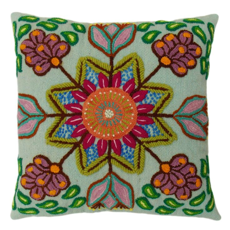There are new #pillows up on jennykraussretail.com! #FairTrade #handmade