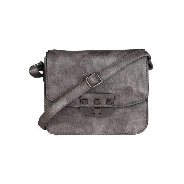 Pierre Cardin – IZA152_91023  Shoulder bag of eco leather has one handle, metal and zip fastening, lined interior, 1 internal zipped pocket, 2 internal pockets and 1 zipped external pocket. It is of size 22*17,5*9 cm.  https://fashiondose24.com