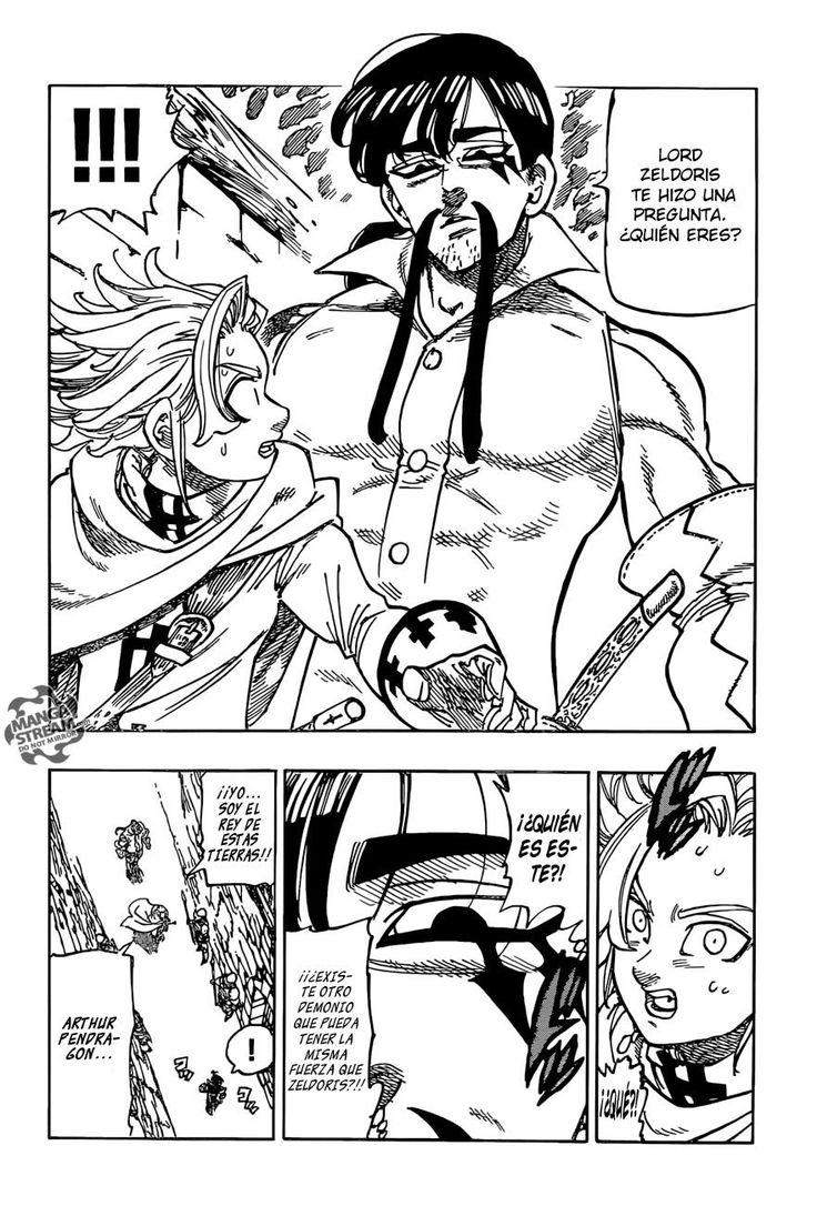 Nanatsu no Taizai 254 InManga Manga, Seven deady sins