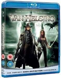 Van Helsing [Blu-ray][Region Free]: Amazon.co.uk: Hugh Jackman, Kate Beckinsale, Richard Roxburgh, David Wenham, Shuler Hensley, Elena Anaya, Will Kempe, Kevin J. O'Connor, Alun Armstrong, Samuel West, Robbie Coltrane, Stephen Sommers, Bob Ducsey: DVD & Blu-ray