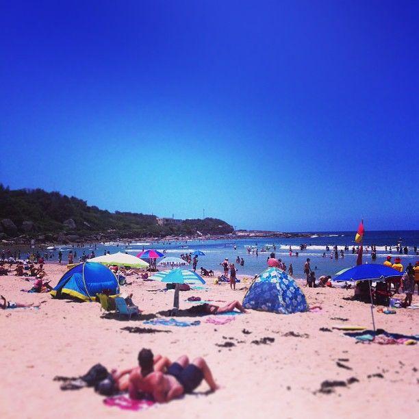 Freshwater Beach in Freshwater, NSW