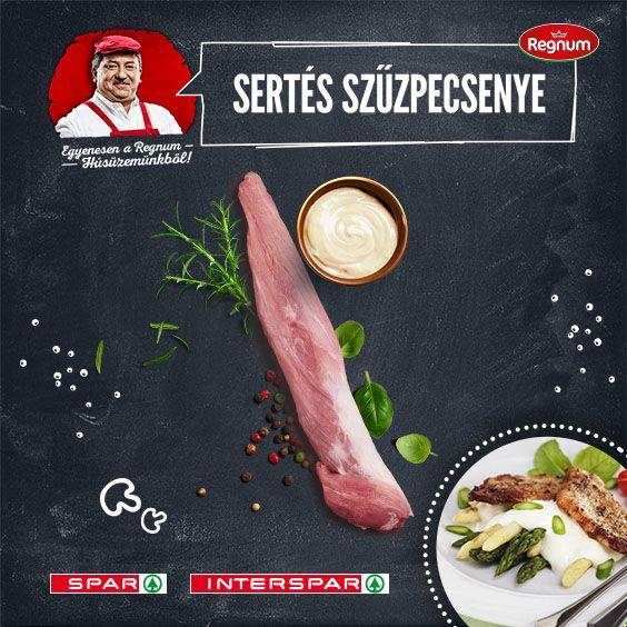 A szűzhús olyan ínyencség, ami mindenki számára elérhető. Egy könnyű recepttel pedig lehetetlen elrontani: http://www.spar.hu/hu_HU/spar_chef/receptek/foetel/sertesszuz_majonezes_spargaval.html