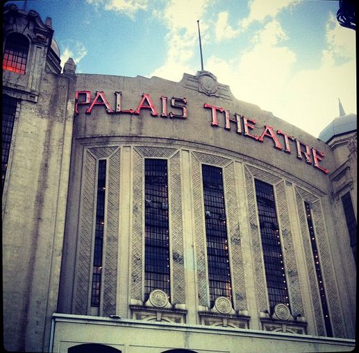 Palais Theatre - St Kilda, Australia.