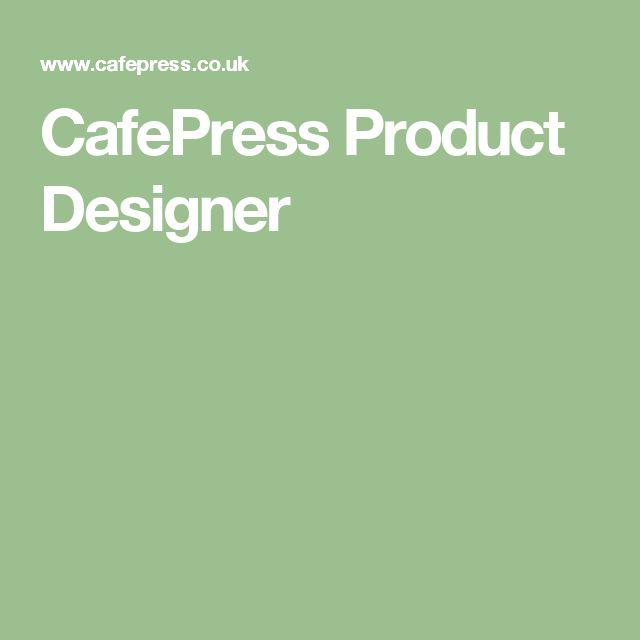 CafePress Product Designer