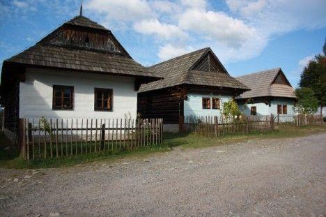 Museum of Liptov Village, Slovakia