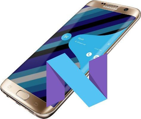 Samsung Galaxy S7 Edge Australia Telstra SM-G935F Nougat Official Firmware