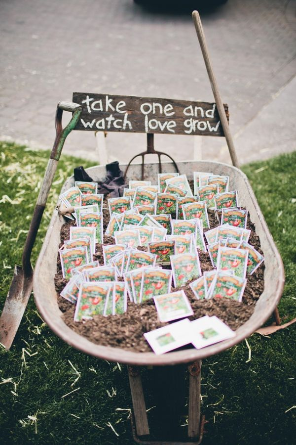 Take one and Watch our Love Grow!