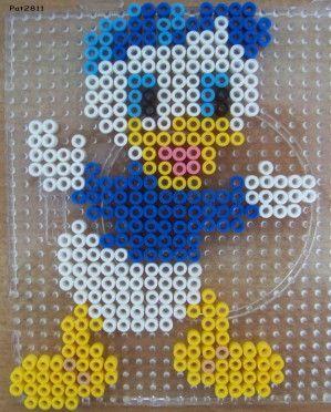Perles à repasser : DISNEY - Perles Hama : Nemo - Perles Hama : Pluto - Perles Hama : Riri,… - Perles Hama : Buzz… - Perles Hama :… - Les loisirs de Pat