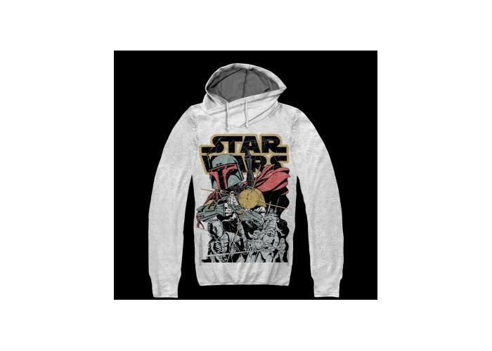 Bounty Hunter Pullover Hombre -Star Wars - #BobaFett #StarWars #MascaraDeLatex