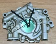 auto oil pump cover clock chrylser