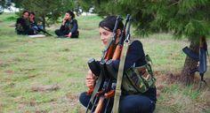 Les anarchistes contre ISIS: la révolution en Syrie dont personne ne parle