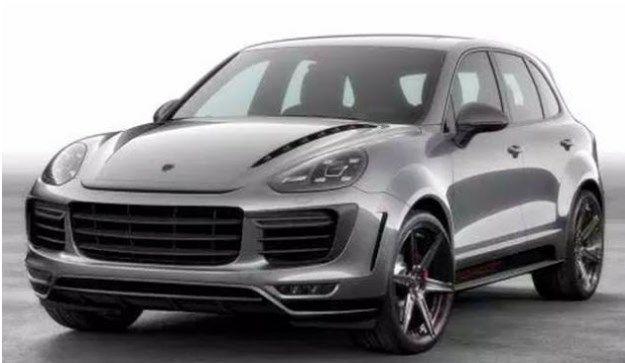 2018 Porsche Cayenne Interior, Release, Coupe, Price