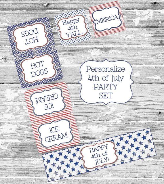 4th of july birthday invitations wording