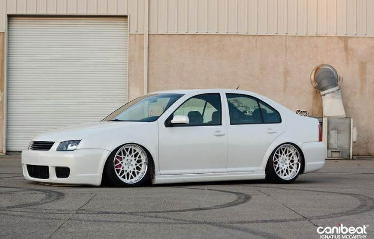 white mk jetta  rotiform blqs awesome transport pinterest