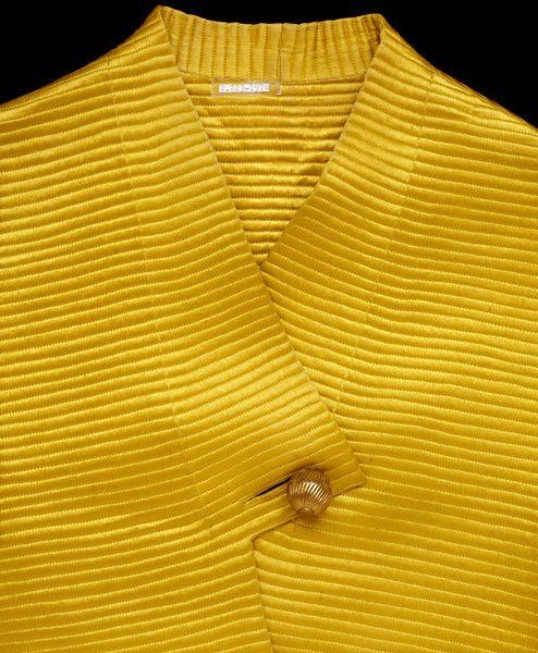 Evening jacket | Jeanne Lanvin | 1936/1937