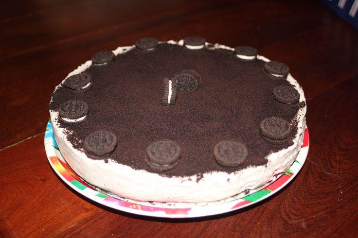 Torta Óreo