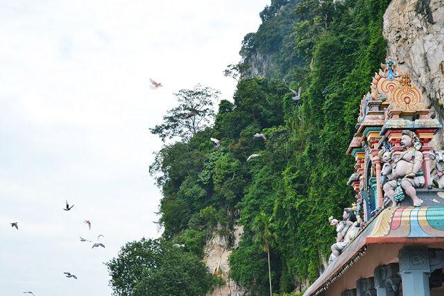 BATU CAVES : 272 STEPS TO HEAVEN #travel