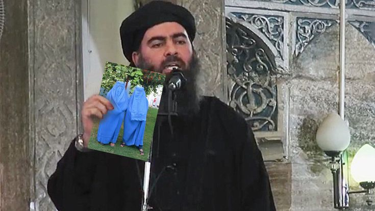 ISIS Adresses Declining Martyr Recruitment By Upping Reward From 72 to 94 Virgins #humor #funny #lol #comedy #chiste #fun #chistes #meme